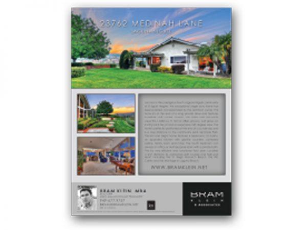JustClickKW - Keller Williams - 8.5x11 Brochure Template - kw1-fl