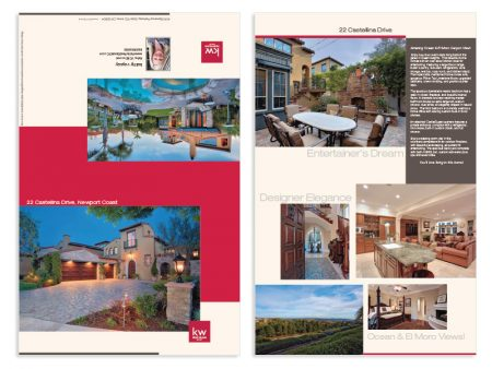JustClickKW - Keller Williams - 11x17 Fold Brochure Template - kw4-bs