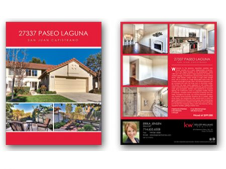 JustClickKW - Keller Williams - 8.5x11 Brochure Template - kw4-fl