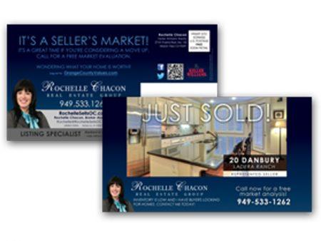 JustClickKW - Keller Williams - Just Sold Postcard template - kw6-pc